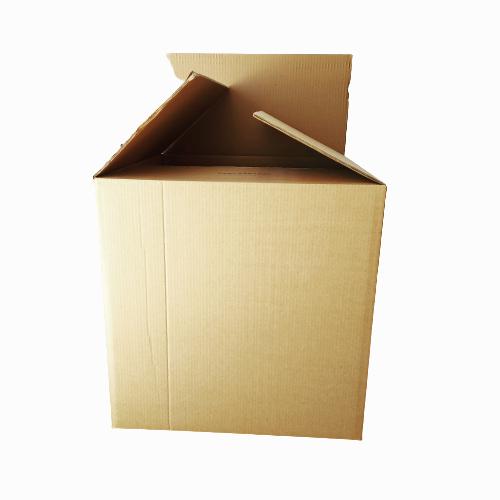 Empty Brown Carton Box 53x53x53 cm