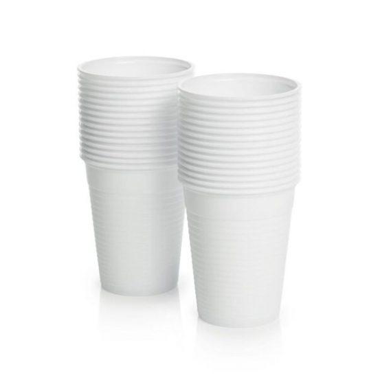 Disposable Plastic Cup 1000 Pcs