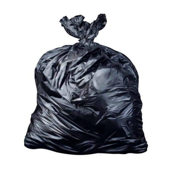 Black Garbage Bag 95×120 cm 1 x 20 Kg