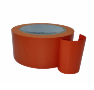 Orange Bopp Tape
