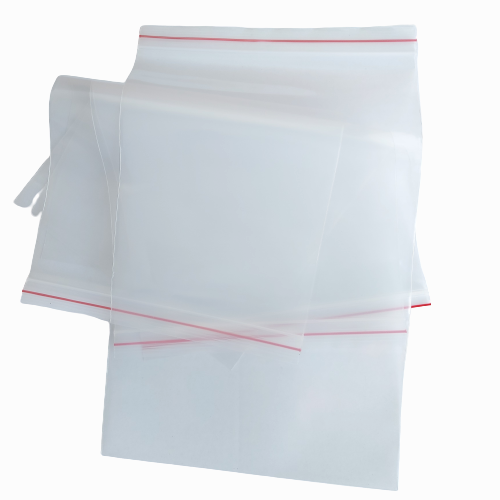 Poly Zip lock Bags 10×4