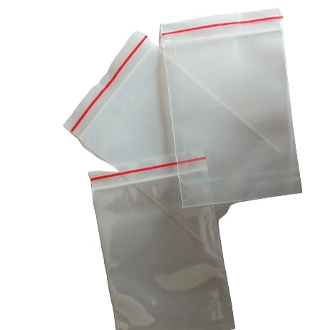 Zip lock Storage Bags 3×4 100 Pc's